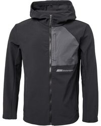 PUMA Bmw Motorsport Explorer Softshell Jacket Black