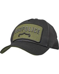883 Police Casquette Drew Noir