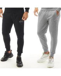 883 Police Pantalon de Jogging Slam Noir