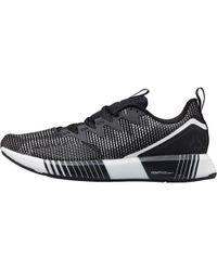 Running Flexweave Redwhite Fusion Neutral Greyprimal Blackash Shoes UzpqSVM