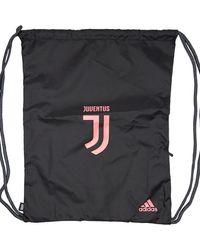 adidas Jfc Juventus Gym Bag Black/white/turbo