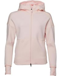 adidas Z.n.e. Pulse Hoody Ice Pink