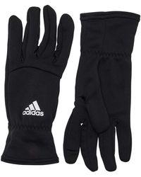 adidas Unisex Climawarm Handschuhe Schwarz