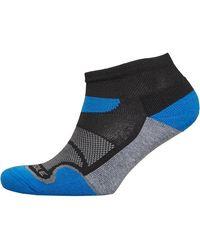 Sof Sole Select Cushioned Anklet Socken Mehrfarbig - Blau