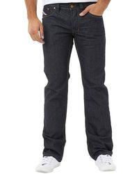 DIESEL - Larkee 008z8 Jeans Dark Wash - Lyst