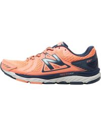 New Balance - W670 V5 Stability Running Shoes Fiji - Lyst