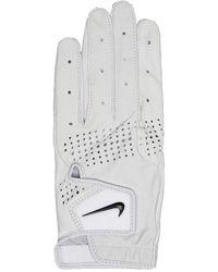 Nike Tour Classic Iii Left Hand Golf Glove Pearl White/pearl White/black