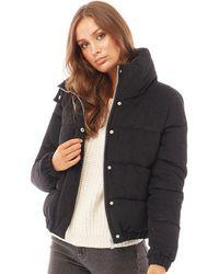 Brave Soul Slay Cord Jacket Black