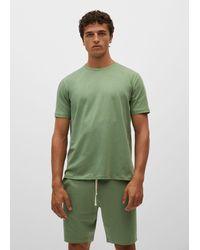 Mango Organic Cotton Pyjama Pack - Green