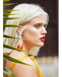 Violeta by Mango | Earrings | Lyst