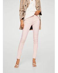 Mango - Skinny Nicole Jeans - Lyst