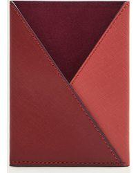 Violeta by Mango - Passport Holder - Lyst