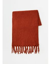 Mango Recycled Polyester Scarf - Multicolour