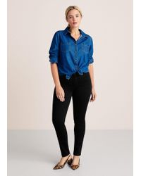 Violeta by Mango - Slim-fit Valentin Jeans - Lyst