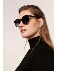 Violeta by Mango - Tortoiseshell Sunglasses - Lyst