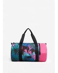 Mango - Multi Pocket Sports Bag - Lyst