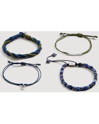 Mango - Mixed Bracelet Set - Lyst