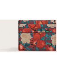 Violeta by Mango - Printed Card Holder - Lyst
