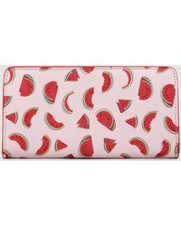 Mango | Printed Wallet | Lyst