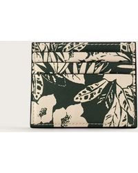 Violeta by Mango - Jungle Printed Card Holder - Lyst