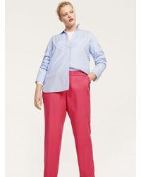 Violeta by Mango | Trousers | Lyst