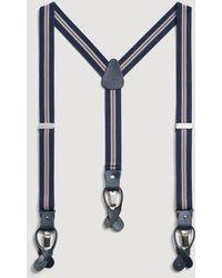 Mango - Adjustable Elastic Braces - Lyst