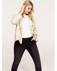 Violeta by Mango - Comfy Relaxed Jeans - Lyst