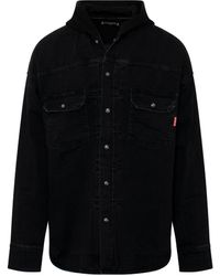 Mastermind Japan Shirt In Black