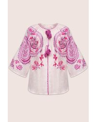 MARCH11 Ece Blouse In Pink