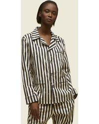 Marc Jacobs - Stripe Cotton Pyjama Set - Lyst