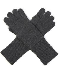 Marc Jacobs Cashmere Gloves - Gray