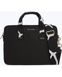 """Marc Jacobs - Commuter 15"""" Laptop Bag - Lyst"""
