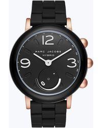 Marc Jacobs - Riley Hybrid Smartwatch - Lyst