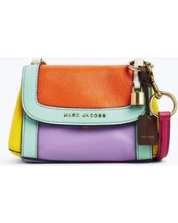 Marc Jacobs - The Colorblocked Mini Boho Grind - Lyst