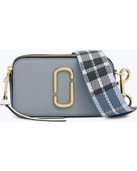 7022ed1a07f2 Lyst - Marc Jacobs Shutter Camera Bag in Natural