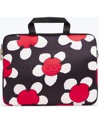 "Marc Jacobs | Neoprene Printed Daisy 13"" Commuter Laptop Case | Lyst"