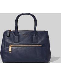 Marc Jacobs Gotham East-west Tote Bag - Blue