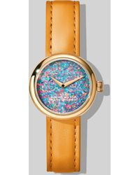 Marc Jacobs - The Round Watch - Lyst