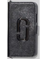Marc Jacobs The Chain Strap Dtm Iphone 11 Pro Bookcase - Black