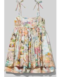 Marc Jacobs The Babydoll Dress - Multicolor