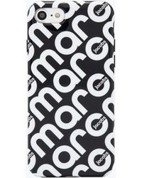 Marc Jacobs - Marc Print Iphone 8 Case - Lyst