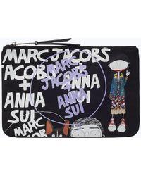 Marc Jacobs - Marc & Anna Pouch - Lyst