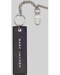 Marc Jacobs Tag Bag Charm - Black