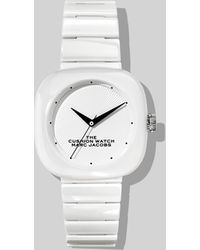 Marc Jacobs The Cushion Watch - White