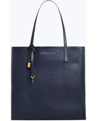 6f4099a4afa2 Lyst - Marc Jacobs The Snake Grind Shopper Tote Bag