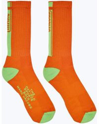 Marc Jacobs - The Day-glo Sports Sock - Lyst