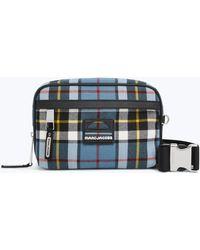 Marc Jacobs - Tartan Sport Belt Bag - Lyst
