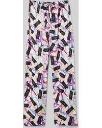 Marc Jacobs The Pajama Pants - White