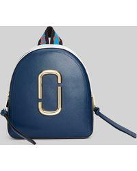 Marc Jacobs - Logo Strap Pack Shot Backpack - Lyst