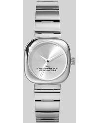 Marc Jacobs The Cushion Watch - Metallic